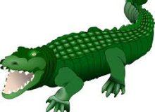 Leyenda de la piel del cocodrilo