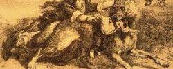 La bestia de gevaudan