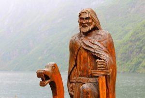 Dioses vikingos
